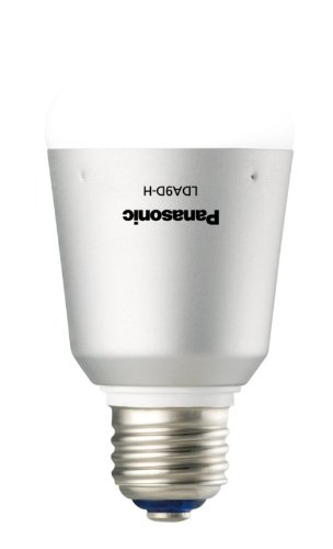 【新品】 パナソニック LED 電球 825lm E26口金 昼光色相当 密閉器具対応 LDA9DH