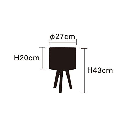 【新品】 インターフォルム テーブルライト オレフォステーブルランプ ブラック ハウス電球付き