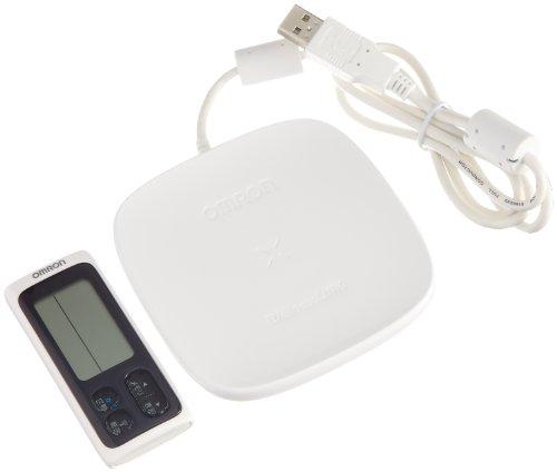 【新品】 オムロン(OMRON) 歩数計 WellnessLink ホワイト HJ-205IT-W