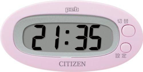【新品】 シチズン(CITIZEN) デジタル歩数計 peb ピンク TW310-PK