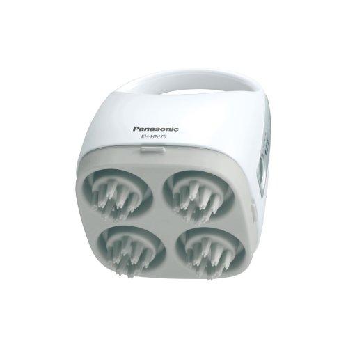 【新品】 パナソニック 頭皮エステ(皮脂洗浄タイプ) シルバー調 EH-HM75-S