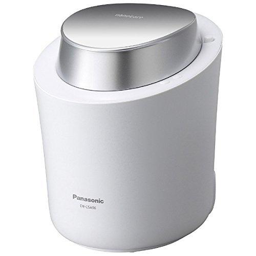 【新品】 パナソニック スチーマー(ピンク調)Panasonic ナノケア / W温冷エステ EH-SA96 の限定モデル EH-CSA96-P