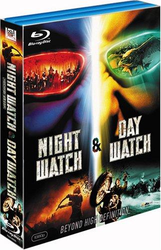 【新品】 ナイト&デイ・ウォッチ ブルーレイディスクBOX (初回生産限定) [Blu-ray]
