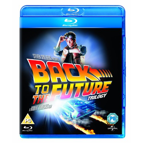【新品】 Back To The Future: 1 2 & 3(Blu-ray)
