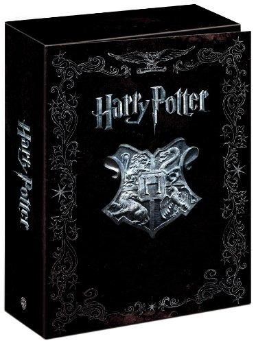 【新品】 ハリー・ポッター 第1章~第7章PART2 コンプリートブルーレイBOX(12枚組)[初回数量限定生産] [Blu-ray]