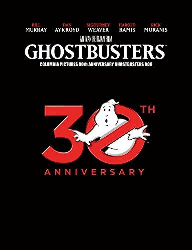 【新品】 『ゴーストバスターズ』30周年記念スライマーフィギュア付きBOX(初回限定版) [Blu-ray]
