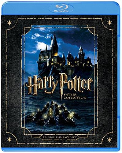 【新品】 ハリー・ポッター ブルーレイ コンプリート セット 特典ディスク付(初回生産限定/11枚組) [Blu-ray]