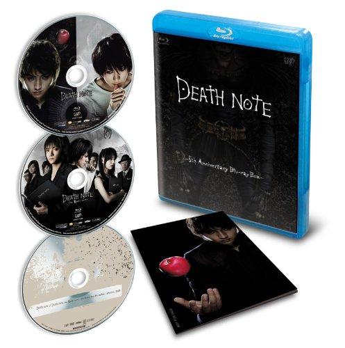 【新品】 DEATH NOTE デスノート ‐5th Anniversary Blu-ray Box‐