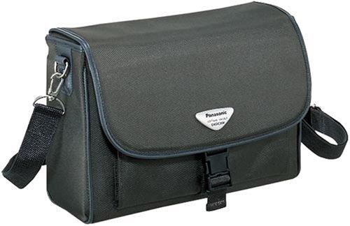 【新品】 Panasonic ビデオカメラケース 8.4L ブラック VW-SBJ3