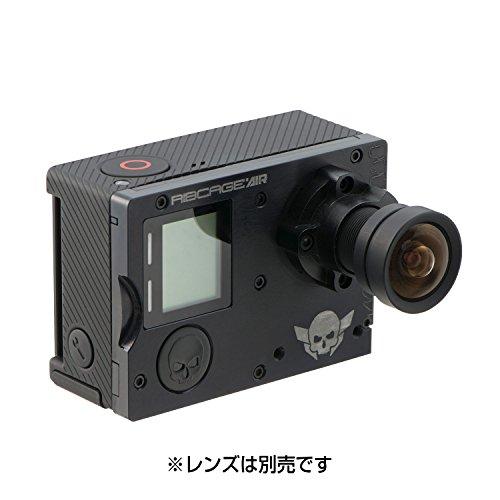 【新品】 シービーシー CBC GoPro Hero ブラック リブケージエアーパーツキット 実装モデル BBRC2002BABBRC2002BA