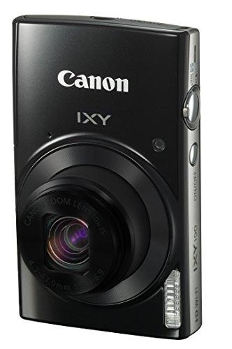 【新品】 Canon デジタルカメラ IXY 190 ブラック 光学10倍ズーム IXY190BK