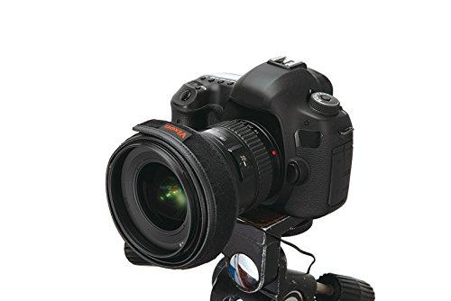 【新品】 Vixen カメラアクセサリー レンズヒーター360 ブラック 35411-5