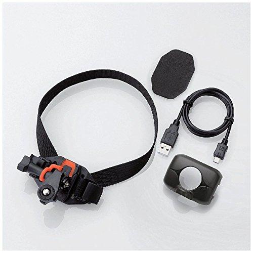 【新品】 エレコム アクションカメラ「HD」 ACAM-H01TBK