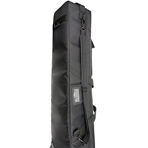 【新品】 Velbon 三脚ケース ROLLER CASE II 縮長940mmまで対応 大型三脚用 キャスター付 406804