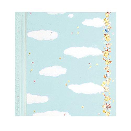 【新品】 コクヨ ジョイナーアルバム 替台紙 誕生用 Lサイズ 青 ア-897N-B