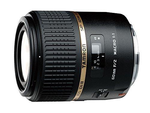 【新品】 TAMRON 単焦点マクロレンズ SP AF60mm F2 DiII MACRO 1:1 ニコン用 APS-C専用 G005NII