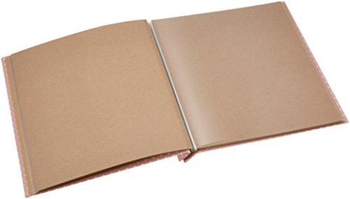 【新品】 SEKISEI アルバム スクラップ ハーパーハウス ミニフリー クラフトアルバム クラフト台紙20ページ 11~20ページ 布貼り ピンク XP-3610 XP-3610-2