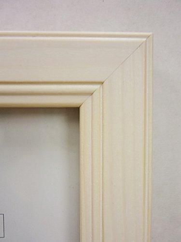 【新品】 ユーパワー Basic Frame ベーシックフレーム インチサイズ/ダブルマット付 ホワイト BS-01521