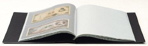 【新品】 テージー 紙幣アルバム B5S 2段台紙・3段台紙各5枚 C-35
