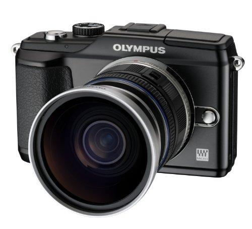【新品】 OLYMPUS ワイドコンバーターM.ZUIKO DIGITAL 14-42mm F3.5-5.6II R用 WCON-P01