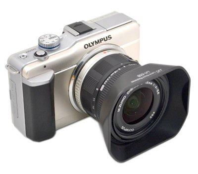 【新品】 JJC製 オリンパス OLYMPUS M.Zuiko 9-18mm ED 12-50mm F3.5-6.3 EZ 用 レンズフード LH-55B 互換品