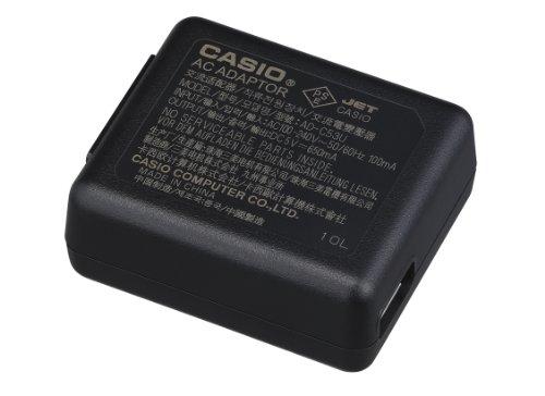【新品】 CASIO デジタルカメラ EXILIM用充電器USB-ACアダプター AD-C53U