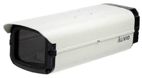 【新品】 コロナ電業 ALIVIO 屋内カメラハウジング(サイドオープンタイプ) VK-HT001