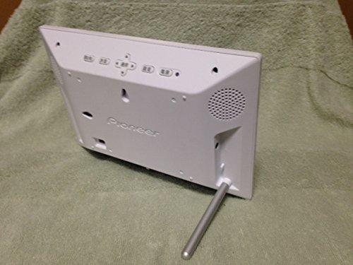 【新品】 Pioneer HAPPY FRAME デジタルフォトフレーム 7型 ホワイト HF-T730-W