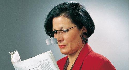 【新品】 ESCHENBACH メガネ型ルーペ ラボフレーム 両眼タイプ 倍率2倍 3倍 レンズ2枚セット 1644-513