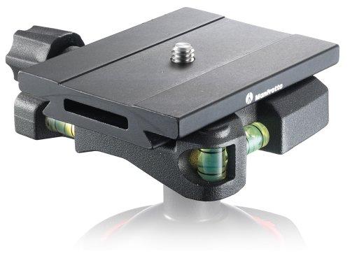 【新品】 Manfrotto トップロック型クイックリリース アダプター MSQ6