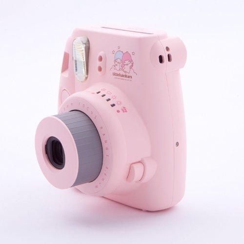【新品】 FUJIFILM インスタントカメラ チェキ instax mini 8 キキ&ララ INS MINI 8 KIKILALA