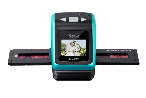 【新品】 Kenko カメラ用アクセサリ フィルムスキャナー KFS-1450 1462万画素 2.4型TFT液晶搭載 KFS-1450