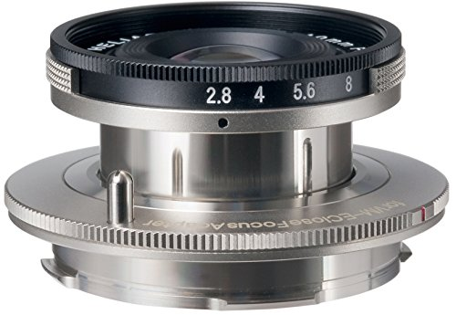 【新品】 VoightLander 単焦点レンズ HELIAR 40mm F2.8 132207