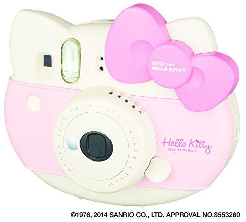 【新品】 FUJIFILM インスタントカメラ チェキ instax mini ハローキティ INS MINI KIT CAMERA PK