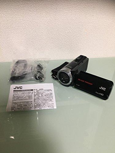 【新品】 ビクター ハイビジョンメモリービデオカメラ EVERIO 防水・防塵・防寒・耐衝撃対応 光学40倍ズーム GZ-R12-B