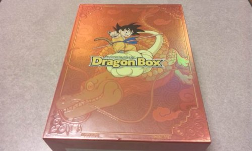 【新品】 DRAGON BALL DVD BOX DRAGON BOX