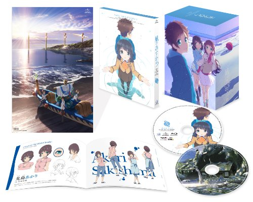 【新品】 凪のあすから 第5巻 (初回限定版) [Blu-ray]