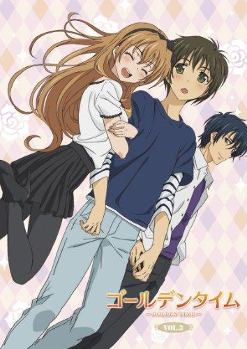 【新品】 ゴールデンタイム vol.3(初回限定生産版) [Blu-ray]