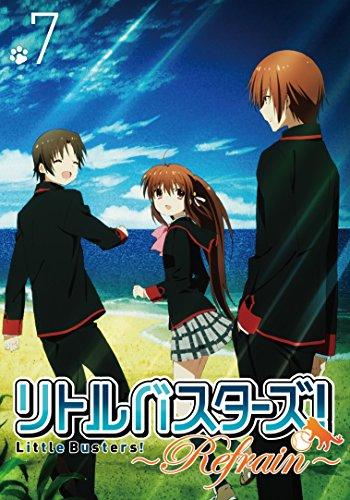 【新品】 リトルバスターズ! ~Refrain~7 (EX二木佳奈多ルート第1話~第2話同梱) (初回生産限定版) [Blu-ray]