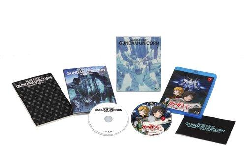 【新品】 機動戦士ガンダムUC [MOBILE SUIT GUNDAM UC] 7 (初回限定版) [Blu-ray]