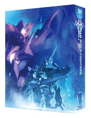 【新品】 ガンダムビルドファイターズ Blu-ray Box 2 (スタンダード版) (最終巻) (期間限定: 2015年6月19日迄)