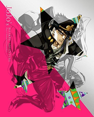 【新品】 ジョジョの奇妙な冒険スターダストクルセイダース Vol.6 (アニメ原画集付)(初回生産限定版) [Blu-ray]