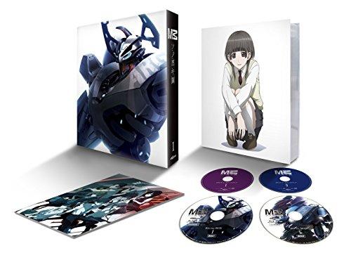 【新品】 M3~ソノ黒キ鋼~ Blu-ray BOX 1