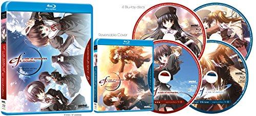 【新品】 ef - a tale of memories & melodies:コンプリート・コレクション 北米版 / Ef: Tale of Memories & Melodies [Blu-ray][Import]