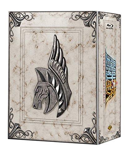 【新品】 聖闘士星矢 LEGEND of SANCTUARY ブルーレイBOX (初回限定生産/2枚組) [Blu-ray]