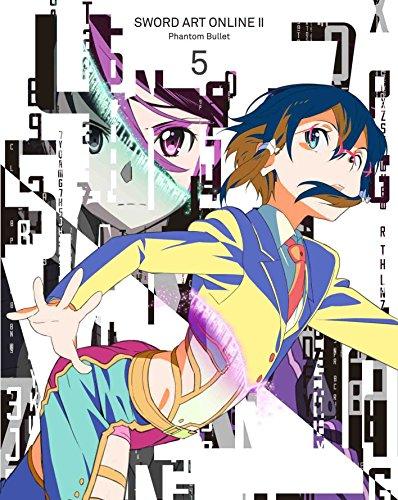 【新品】 ソードアート・オンラインII 5【完全生産限定版】 [Blu-ray]