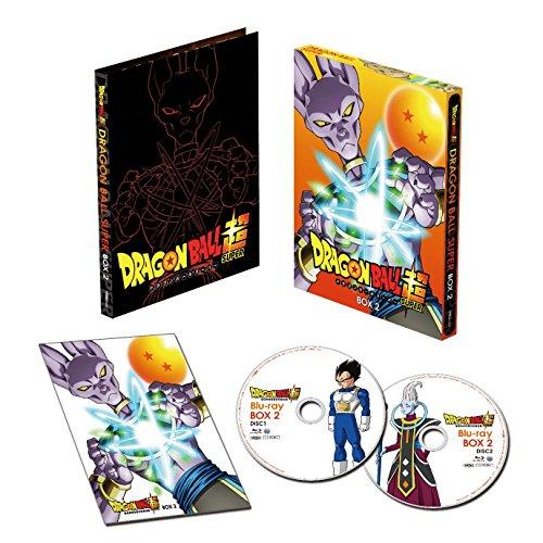 【新品】 ドラゴンボール超 Blu-ray BOX2