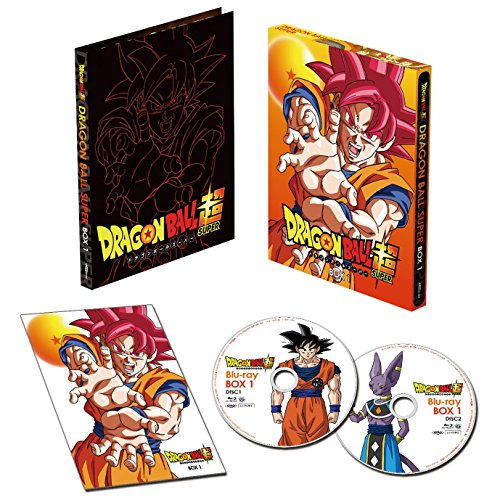 【新品】 ドラゴンボール超 Blu-ray BOX1