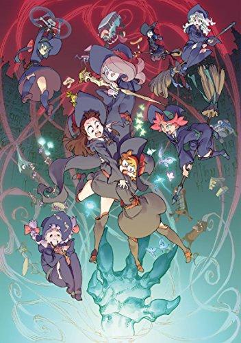 【新品】 リトルウィッチアカデミア 魔法仕掛けのパレード Blu-ray豪華版