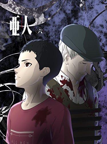 【新品】 亜人 六 (初回生産限定版) [Blu-ray]